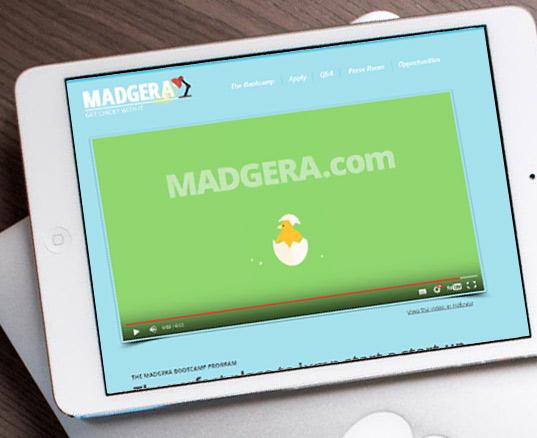 HAMADGERA - branding, design & dev
